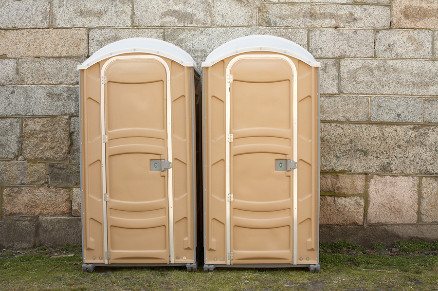 portable restrooms for corporate special events